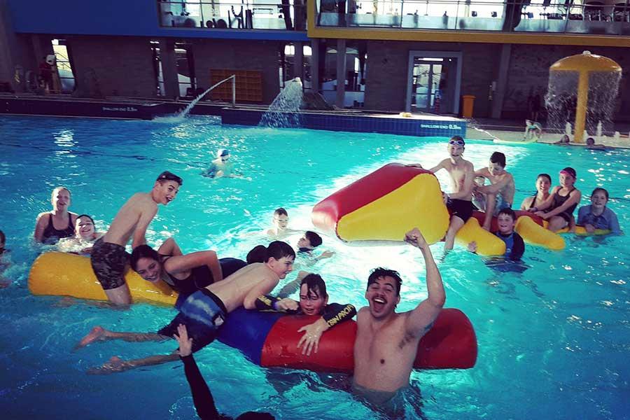 Holiday Program Fun at Alpine Aqualand